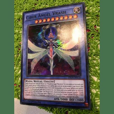 Cyber Angel Vrash -inov-en036- Super Rare 1st Edition