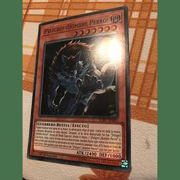 Danger! Dogman! -sofu-en083- Super Rare 1st Edition