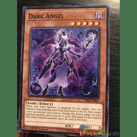 Dark Angel -cibr-en005- Common 1st Edition