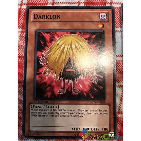 Darklon - orcs-en002 - Common 1st Edition