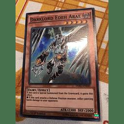 Darklord Edeh Arae -deso-en040- Super Rare 1st Edition
