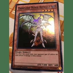Darklord Nurse Reficule -deso-en048- Super Rare 1st Editio