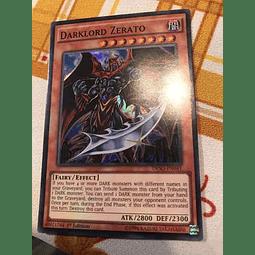Darklord Zerato -deso-en041- Super Rare 1st Edition