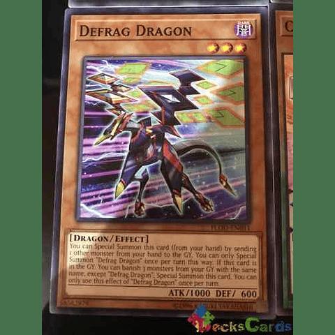 Defrag Dragon -flod-en011- Common Unlimited