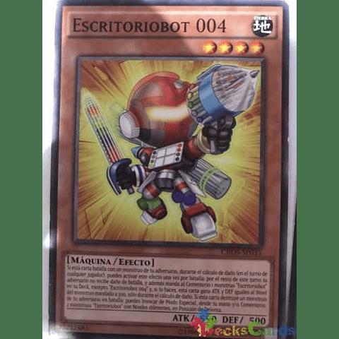 Deskbot 004 -cros-en035- Common Unlimited