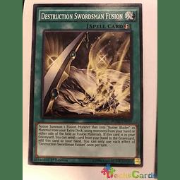 Destruction Swordsman Fusion -bosh-en059- Common 1st Editi