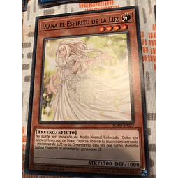 Diana The Light Spirit - sofu-en027 - Common 1st Edition