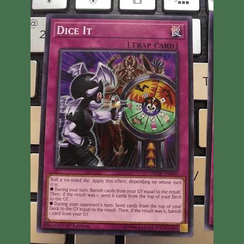 Dice It -dane-en080- Common 1st Edition
