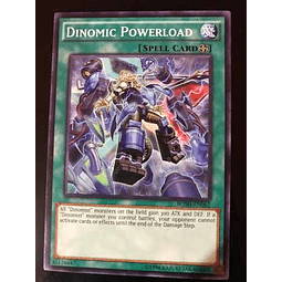 Dinomic Powerload -bosh-en062- Common Unlimited