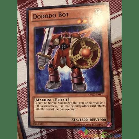 Dododo Bot -cblz-en001- Common Unlimited
