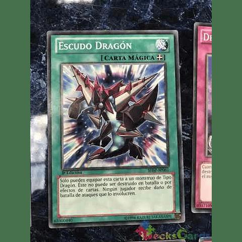 Dragon Shield -shsp-en061- Common 1st Edition