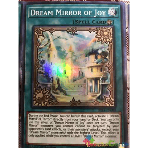 Dream Mirror Of Joy - rira-en089 - Super Rare 1st Edition
