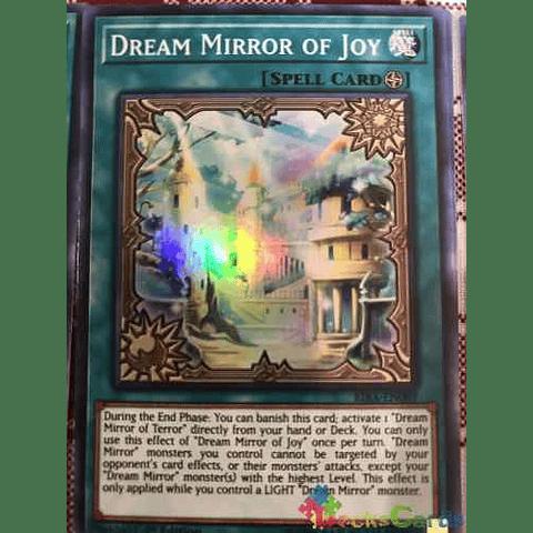 Dream Mirror Of Joy - rira-en089 - Super Rare 1st Edition