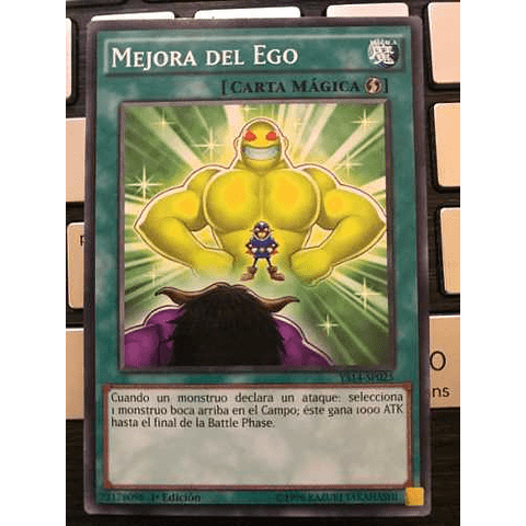 Ego Boost - ys14-en025 - Common 1st Edition
