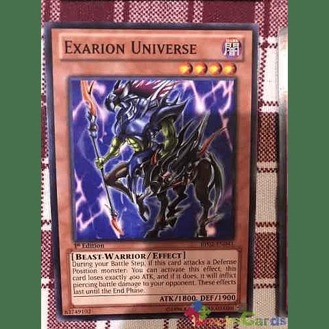 Exarion Universe -bp02-en041- Common 1st Edition