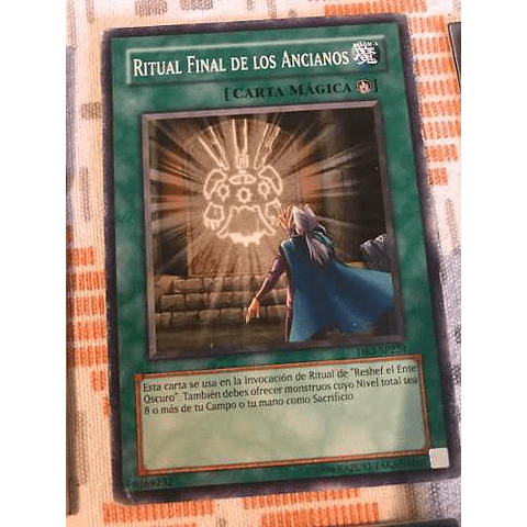 Final Ritual Of The Ancients -dr3-en224- Common