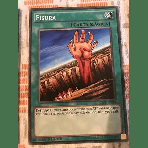 Fissure -sdgr-en024- Common 1st Edition