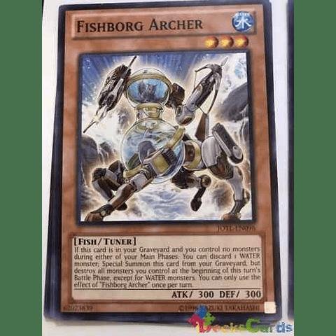 Fishborg Archer -jotl-en096- Common Unlimited