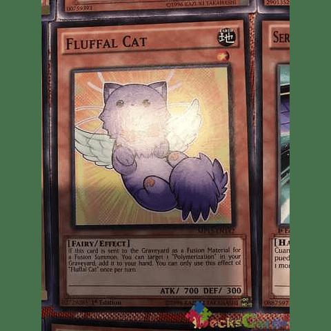 Fluffal Cat -mp15-en142- Common 1st Edition