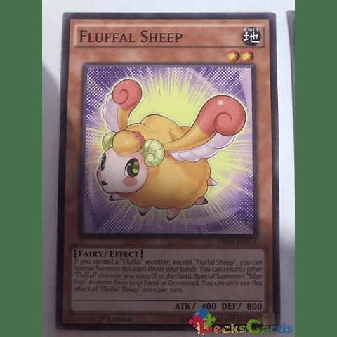 Fluffal Sheep -cros-en011- Common 1st Edition