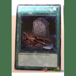 Foolish Burial -sdli-en029- Common 1st Edition