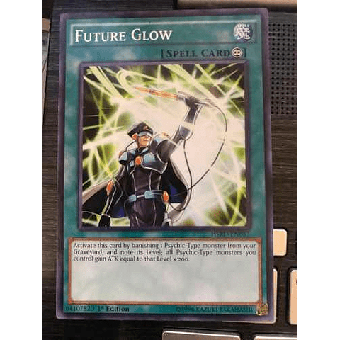 Future Glow - hsrd-en057 - Common 1st Edition
