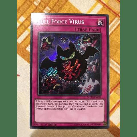 Full Force Virus -mp17-en228- Secret Rare 1st Edition