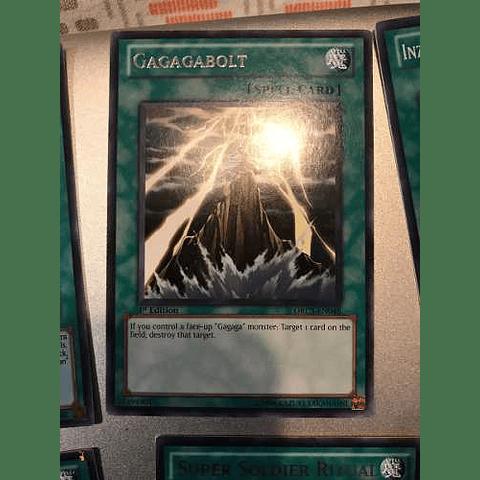 Gagagabolt -orcs-en048- Rare 1st Edition