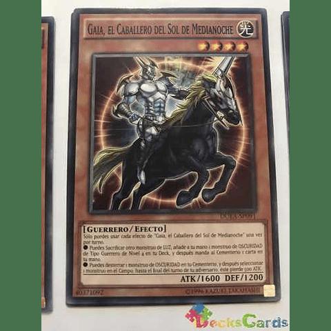 Gaia, The Mid-knight Sun -duea-en091- Common Unlimited