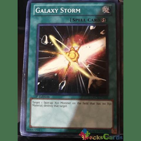 Galaxy Storm -orcs-en050- Common 1st Edition