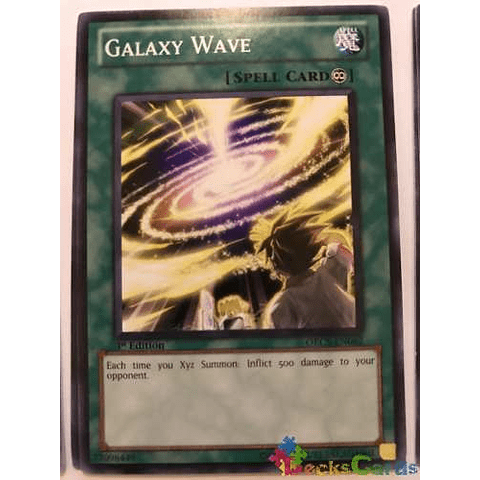 Galaxy Wave - orcs-en062 - Common 1st Edition