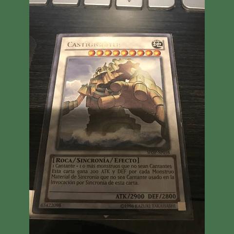 Giganticastle -shsp-en058- Rare 1st Edition