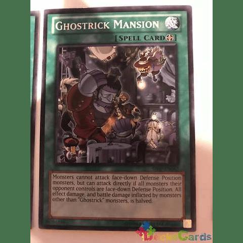Ghostrick Mansion -shsp-en062- Common Unlimited