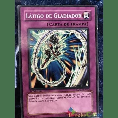 Gladiator Lash -lodt-en075- Common 1st Edition