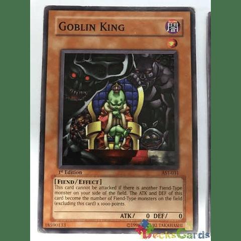 Goblin King -ast-031- Common 1st Edition