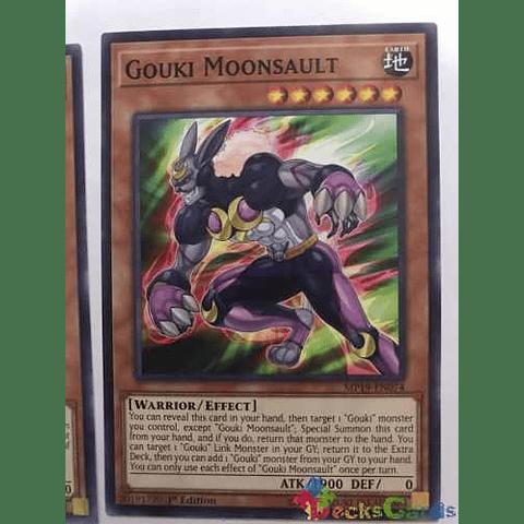 Gouki Moonsault -mp19-en074- Common 1st Edition