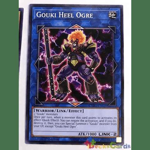 Gouki Heel Ogre -cyho-en038- Common 1st Edition