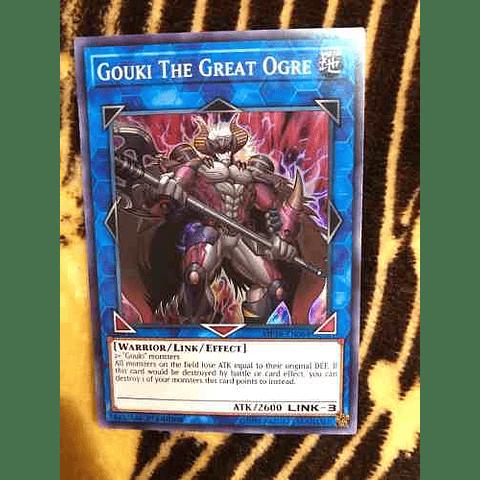 Gouki The Great Ogre - Mp18-en064 - Super Rare 1st Edition