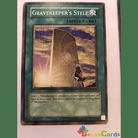Gravekeeper's Stele -abpf-en056- Common Unlimited