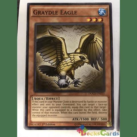 Graydle Eagle -docs-en035- Common 1st Edition