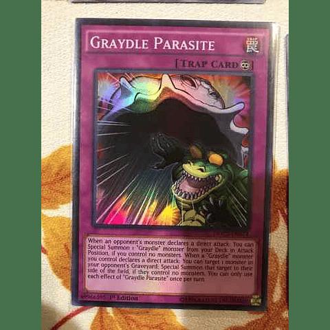 Graydle Parasite -docs-en074- Super Rare 1st Edition