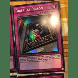 Grisaille Prison -fuen-en059- Super Rare 1st Edition