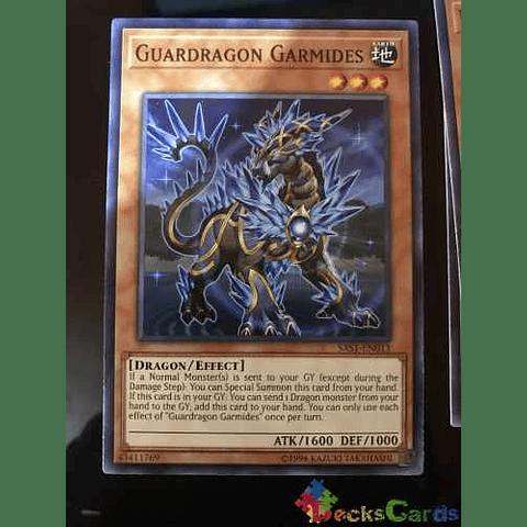 Guardragon Garmides -sast-en013- Common Unlimited