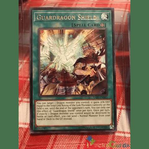 Guardragon Shield - Sast-en061 - Rare Unlimited