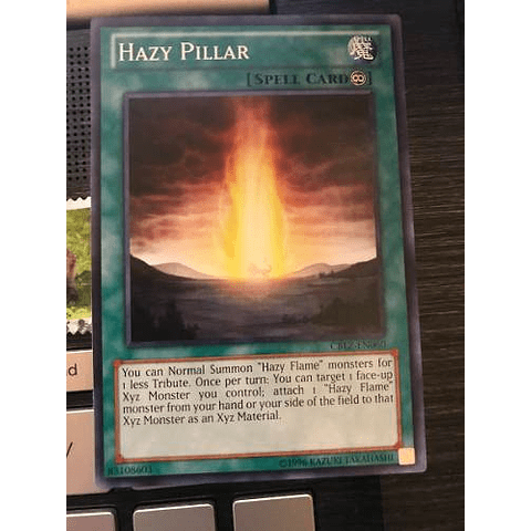 Hazy Pillar -cblz-en060- Common Unlimited
