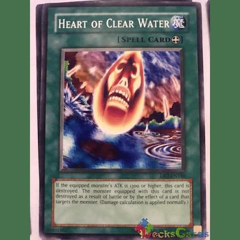 Heart Of Clear Water -db2-en186- Common