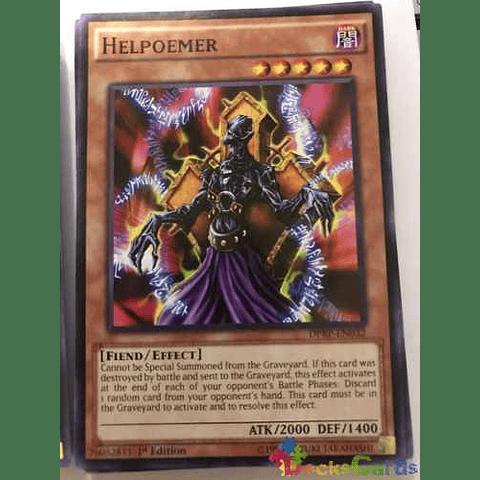 Helpoemer - Dprp-en032 - Common 1st Edition