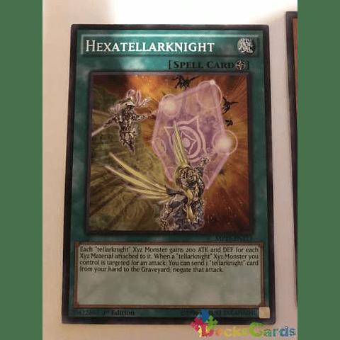 Hexatellarknight -mp15-en173- Common 1st Edition