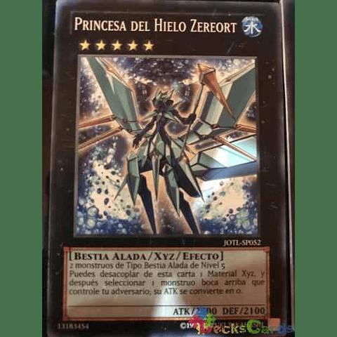 Ice Princess Zereort -jotl-en052- Common Unlimited