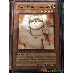 Koa'ki Meiru Guardian -rgbt-en023- Common 1st Edition